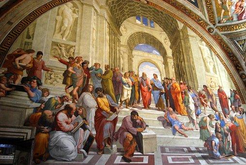 Fresco, Vatican, Vatican Museums
