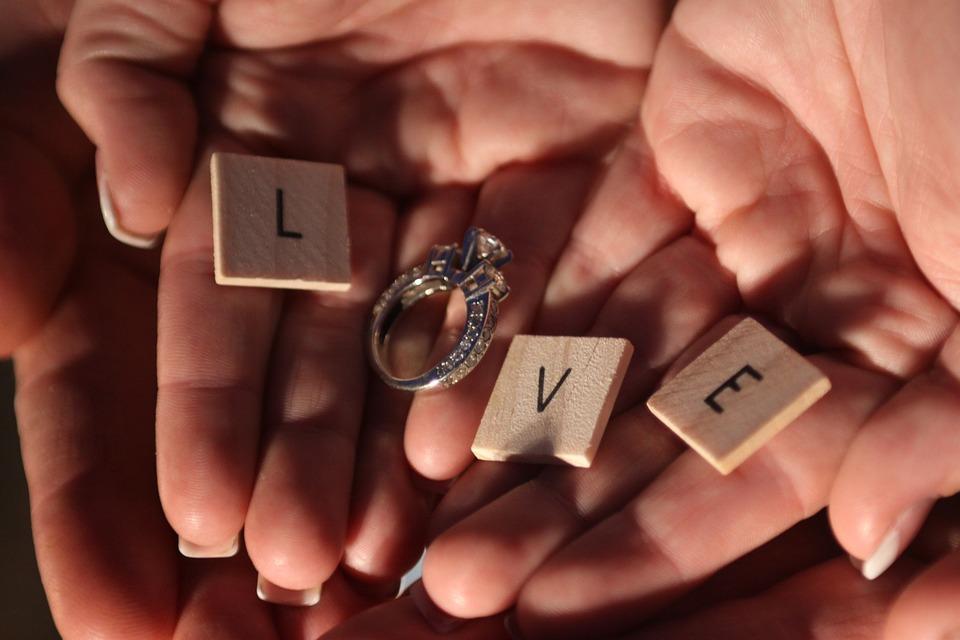 Love, Ring, Romance, Wedding, Couple, Marriage