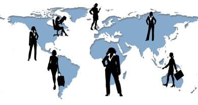 Führungskraft, Geschäftsfrau, Welt Kreditinfo.online Kreditexperten.