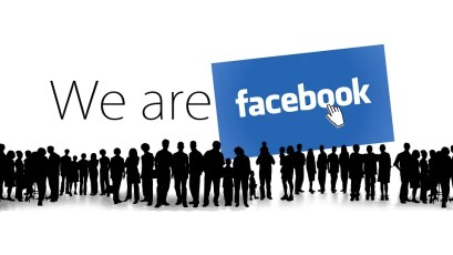 Facebook, Social Media, Blue, Board, Human, Community