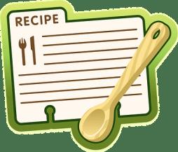 Recipe, Label, Icon, Symbol, Spoon
