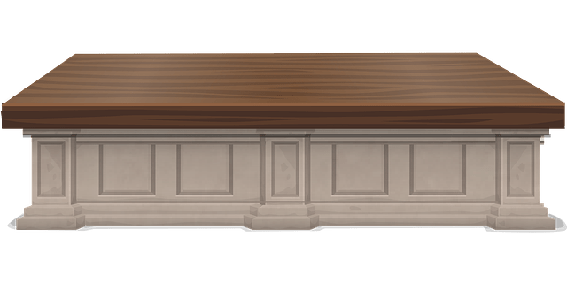 Counter Kitchen Wood Free Vector Graphic On Pixabay
