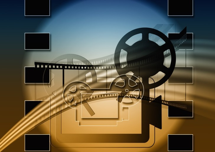 Film, Projector, Movie Projector, Cinema, Demonstration