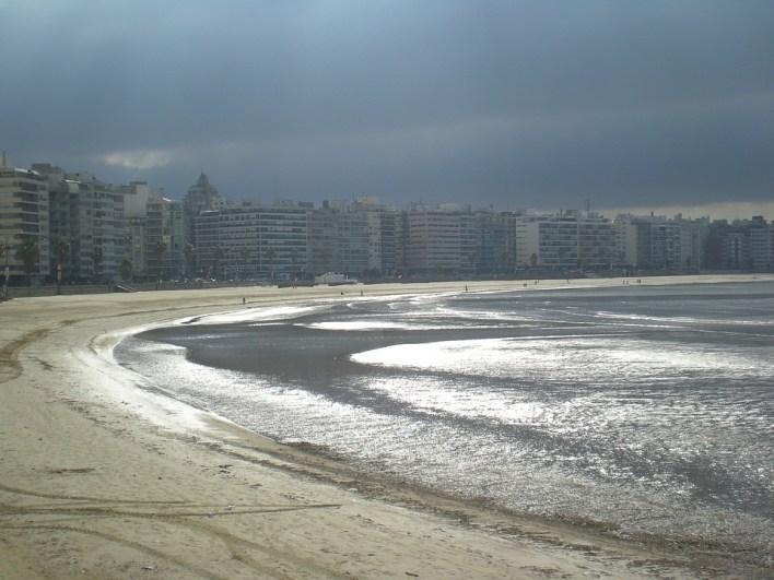 Rambla, Praia, Montevidéu, Uruguai