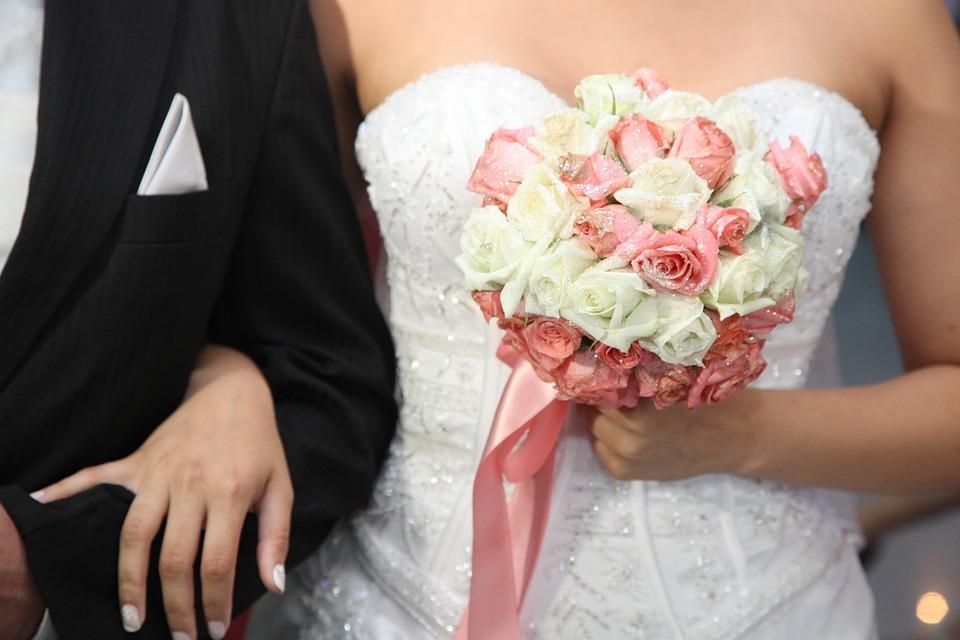Free Photo Wedding Dress Marriage Bride Free Image On