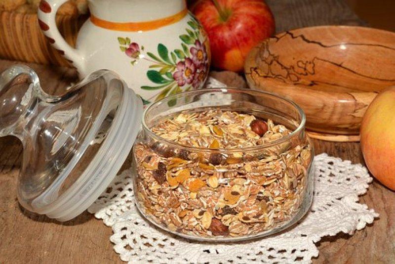 Muesli, Healthy, Breakfast