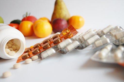 健康, 薬, ビタミン, 錠剤, 病気, 薬局, ピル, 癒し, 不安, 医療