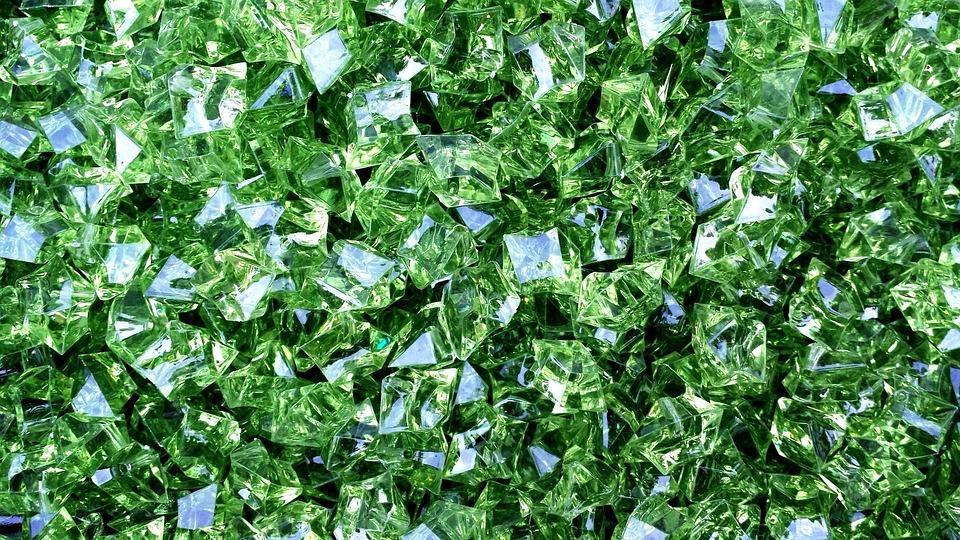 Free Photo Diamonds Green Design Color Free Image On