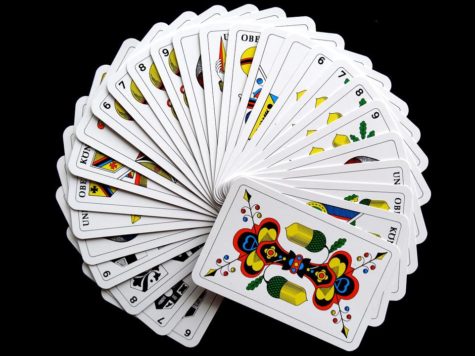 Free Photo Cards Jass Cards Card Game Free Image On