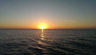 Sunset, Zanzibar, Africa