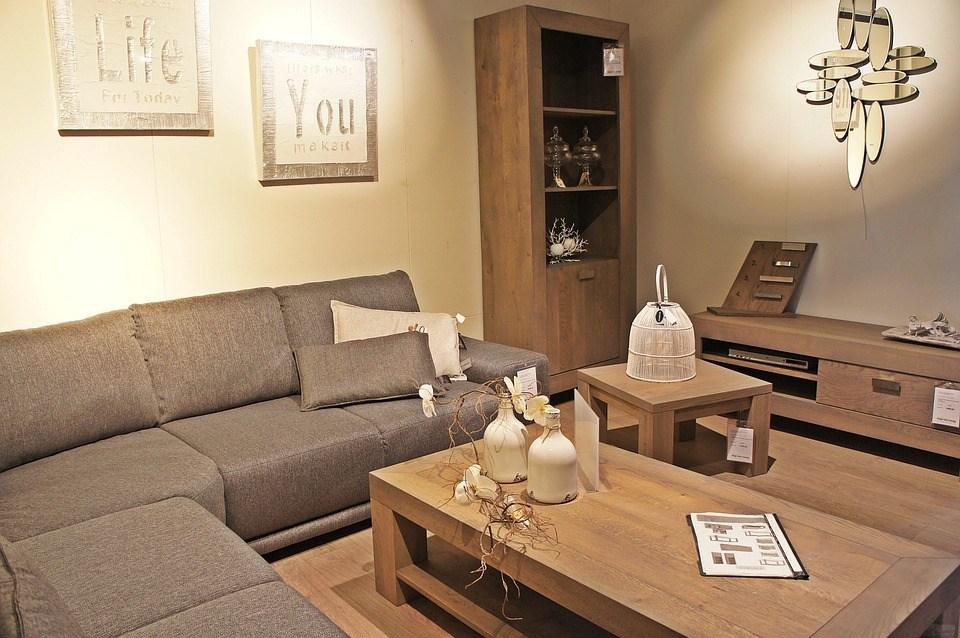 Wooden Furniture Living Room Inspiration