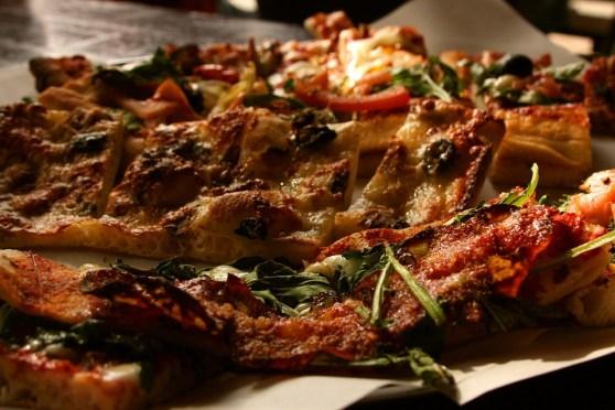 Focaccia, Pizza, Mangiare, Italiano, Fresco, Cibo