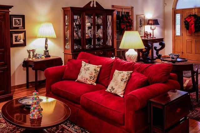What Color Goes Dark Brown Furniture