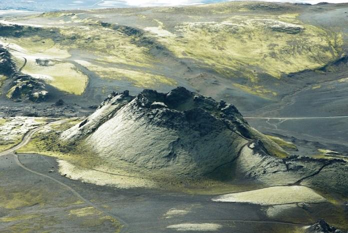 Resultado de imagen para Fotos del volcán Laki (de Islandia