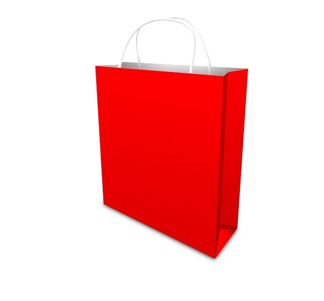 Bag Shopping Red Free Image On Pixabay