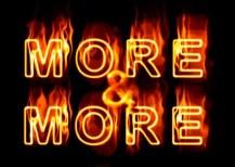 More, Flame, Fire, Brand, Burn, Better