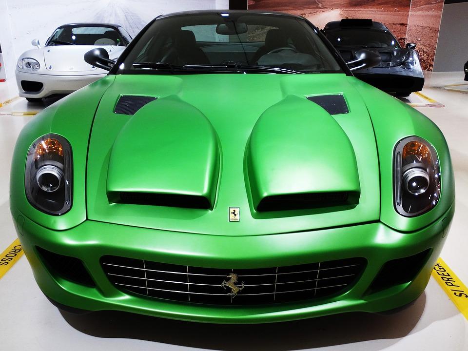 Free Photo Car Ferrari Race Car Sports Car Free Image