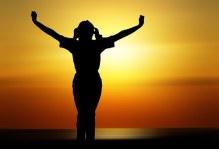 Person Woman Girl Human Joy Sunset Sun Ora