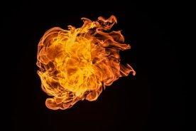 Flame, Fire, Inferno, Orange, Burning