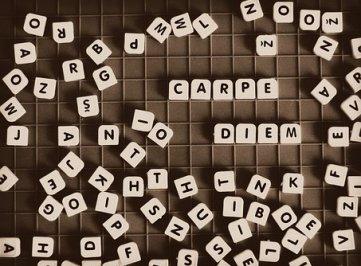 Quotes, Carpe Diem, Word, Diem