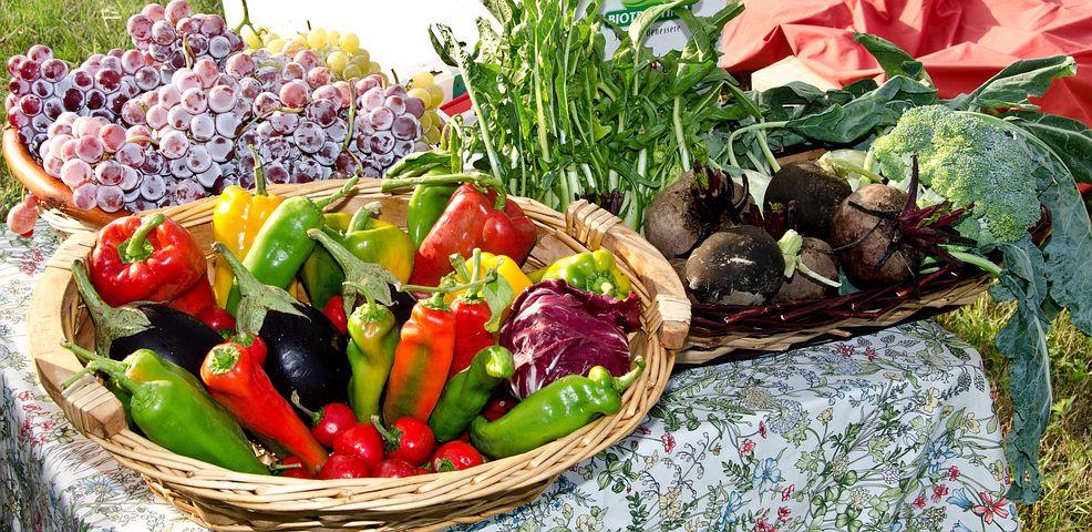 Se coltivate i prodotti nel vostro orto, quindi a Km 0, ridurrete anche l'impatto energetico e l'ambiente vi ringrazierà!