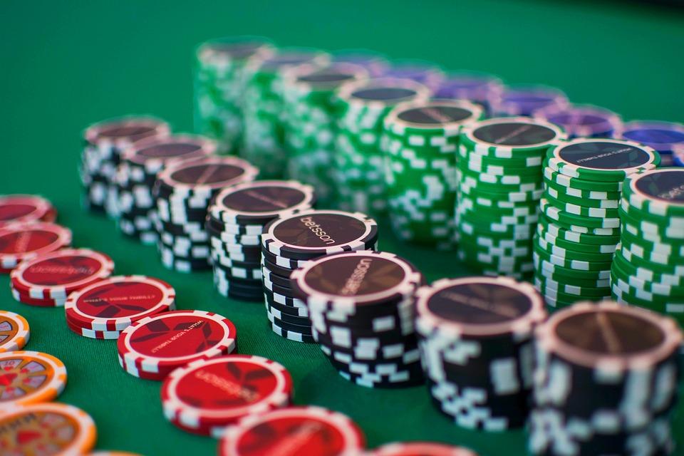 Poker Gamble Chips Free Photo On Pixabay