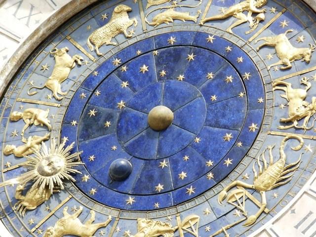 Timepiece, Historical, Horoscope, Zodiac, Venice,ज्योतिष