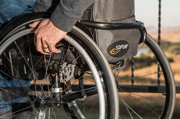 Wheelchair, Disability, Injured, Disabled, Handicapped