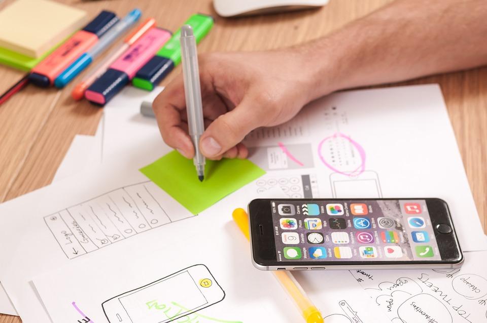 Ux, Design, Webdesign, App, Mobile, Business, Interface