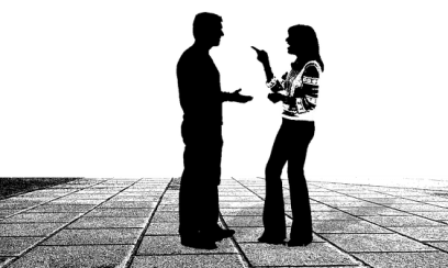 Conversation, Talk, Talking, People, Two