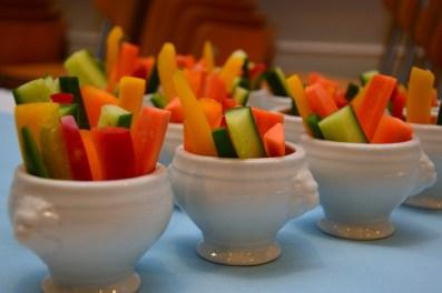 Vegetables, Starter, Fresh, Crisp, Aperitif, Chunks