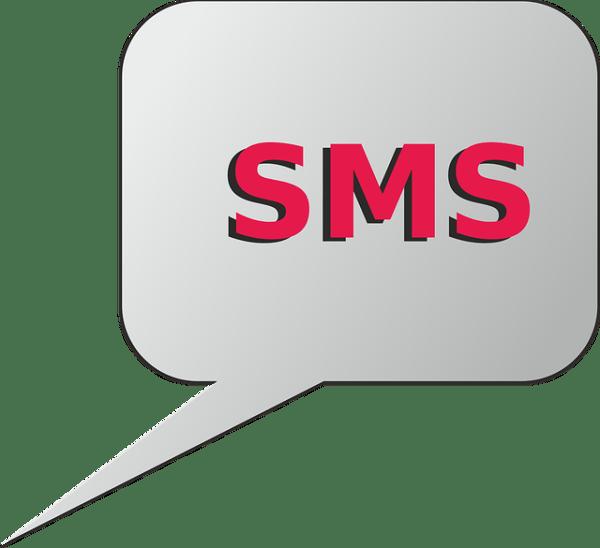 Икона Sms Съобщение - Безплатни векторни графики в Pixabay