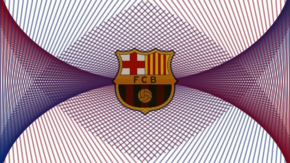 Barcelona Logo Club Free Image On Pixabay