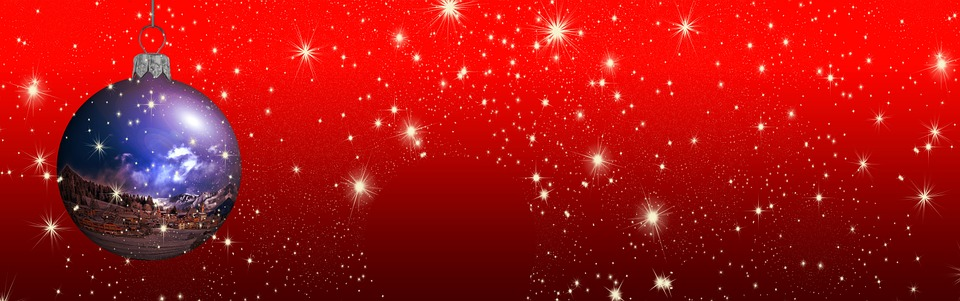 Banner Header Christmas Free Image On Pixabay