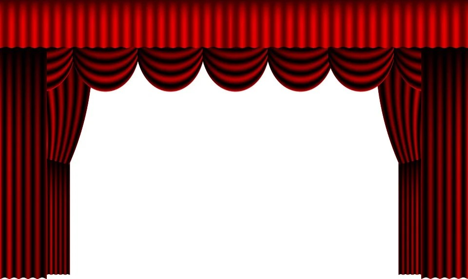curtain theatre theater free image on