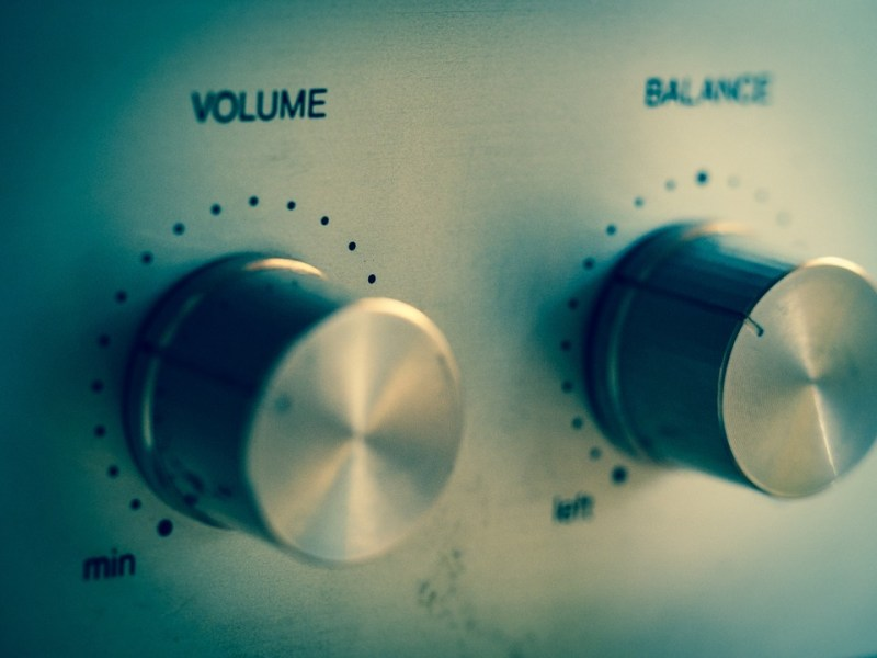 Volume, Controller, Amplificatore, Musica, Bass, Hifi
