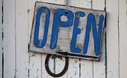Open, Registreer, Strand, Rustiek, Open Teken, Business