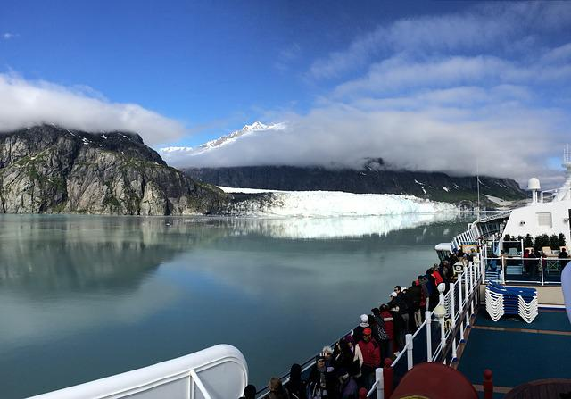Cruise Alaska Glacier Free Photo On Pixabay