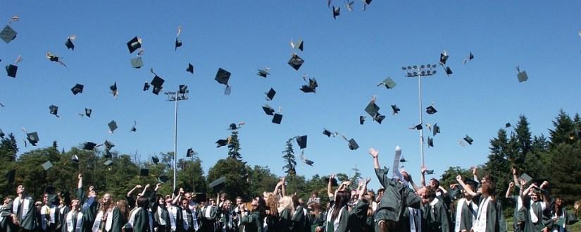 Wisuda, Remaja, Sekolah Tinggi, Mahasiswa, Lulusan