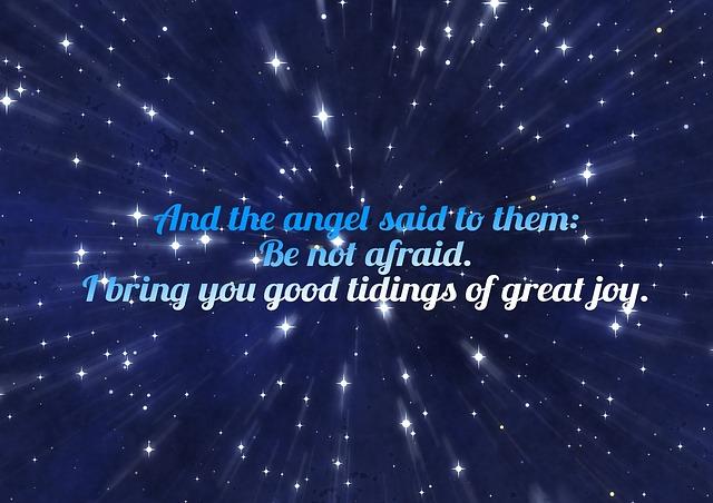 Sterne Weihnachten Spruch Kostenloses Bild Auf Pixabay