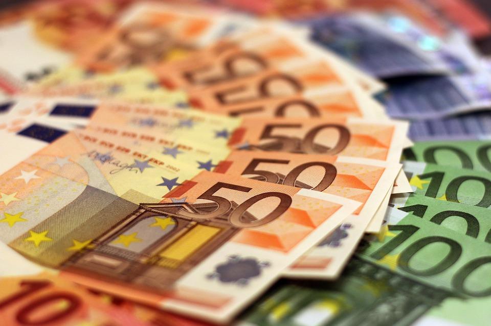 Gratis Foto Geld Bankbiljet Euro Papiergeld