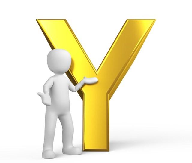 Y Letter Alphabet Alphabetically Abc