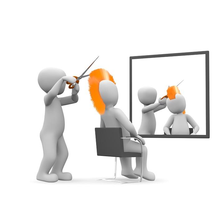Hairdresser Hair Cut Free Image On Pixabay