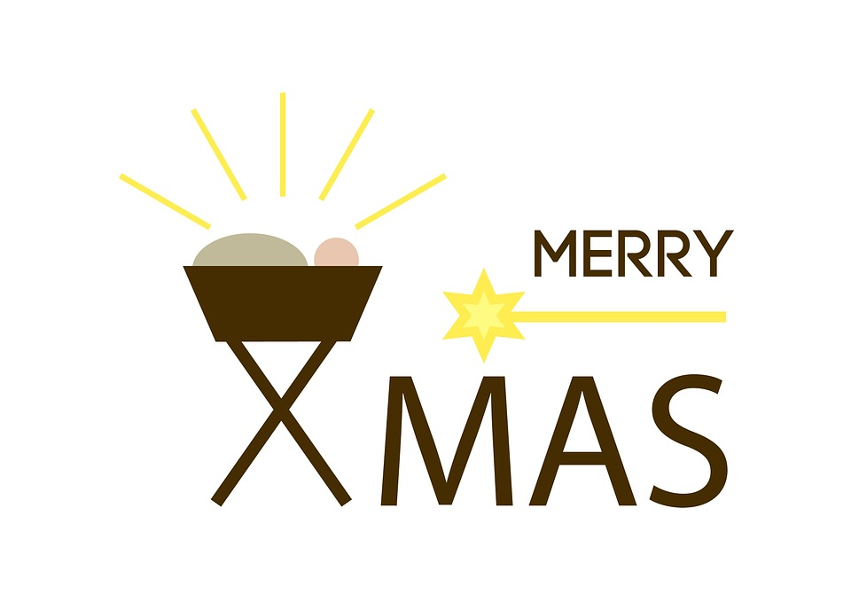 Xmas X Mas Merry Free Image On Pixabay