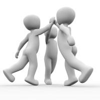 Friends, Trust, Friendship, Together, Community