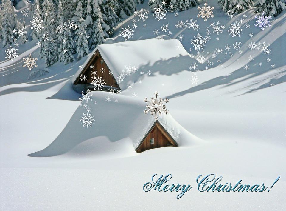 Free Illustration Christmas Christmas Card Free Image