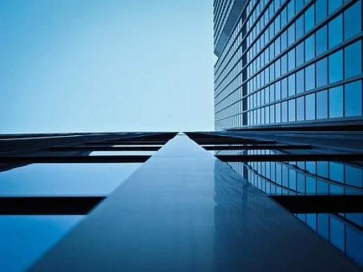 Architecture, Modern, Building, Facade- Real estate investment trust property