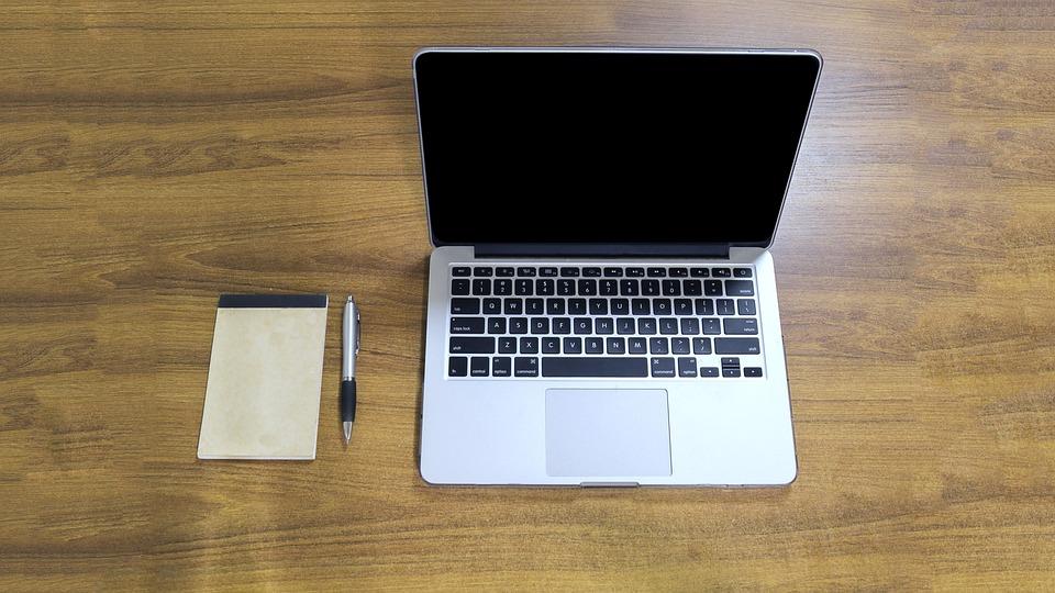 Macbook Pro, Scrivania, Tavolo, Business, Intelligente