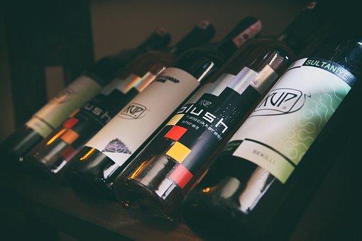 ワイン, ボトル, ワインの瓶, アルコール, ドリンク, 赤, ガラス