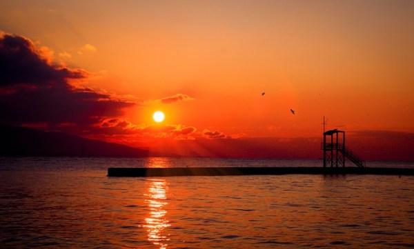 Sun Sunset Red 183 Free photo on Pixabay